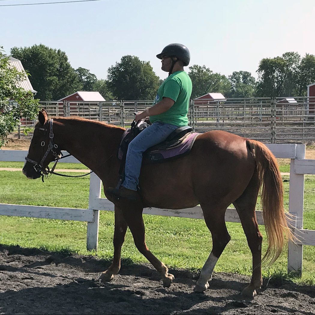 Equestrian Center at Beverly Farm Equine-Assisted Activities.
